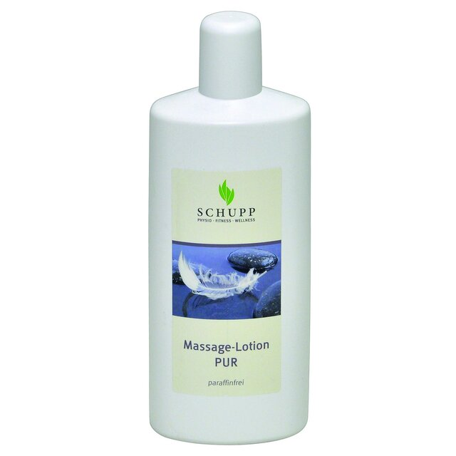 Schupp Massage Lotion 1 Liter, PUR