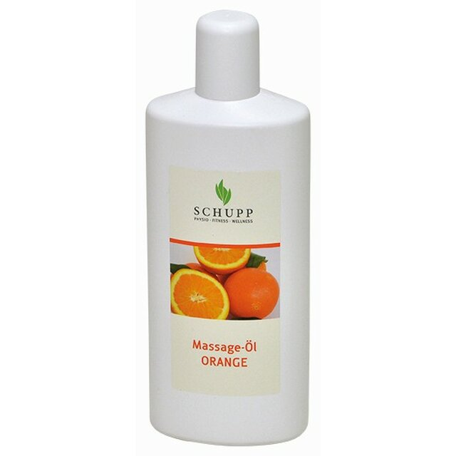 Schupp Massageöl Orange 1 Liter