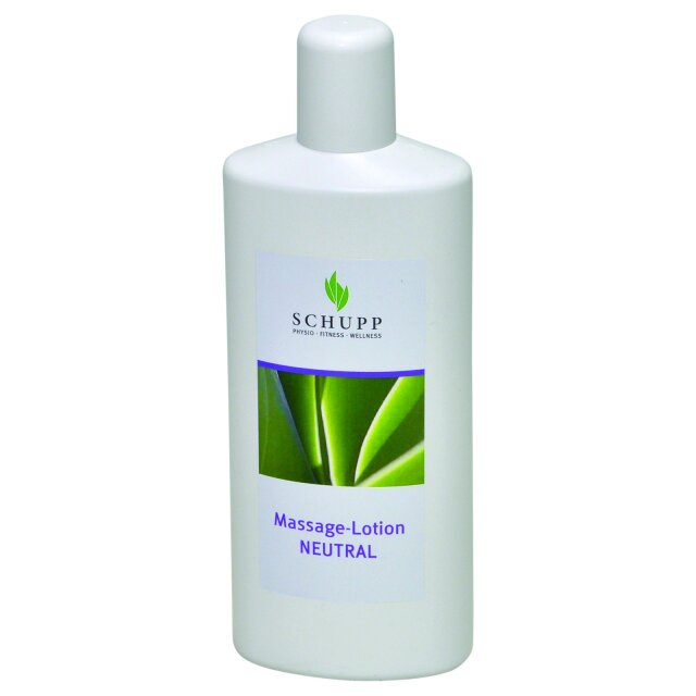 Schupp Massagelotion 1 Liter neutral